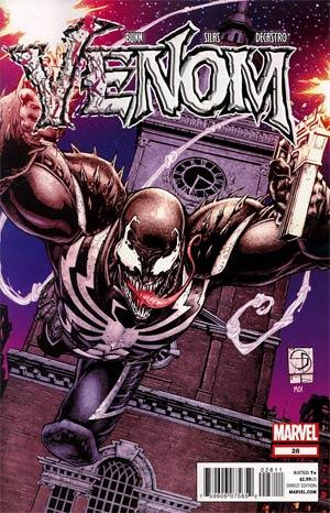 Venom Vol 2 #28