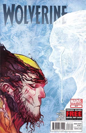 Wolverine Vol 4 #317 Regular Mike Del Mundo Cover