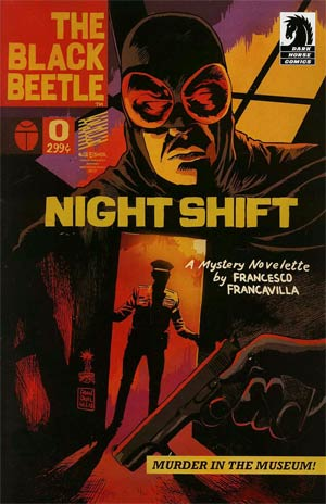 Black Beetle Night Shift #0