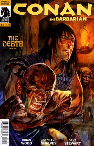 Conan The Barbarian Vol 3 #11
