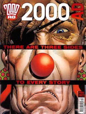 2000 AD #1812