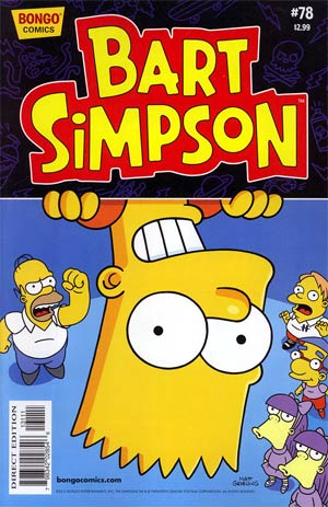 Bart Simpson Comics #78