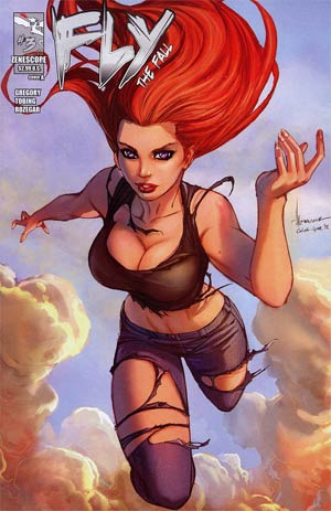 Fly (Zenescope) Vol 2 #3 Cover A Ale Garza