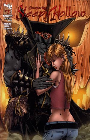 Grimm Fairy Tales Presents Sleepy Hollow #3 Cover A Eric J
