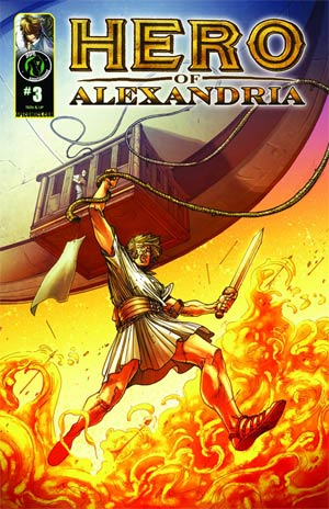 Hero Of Alexandria #3