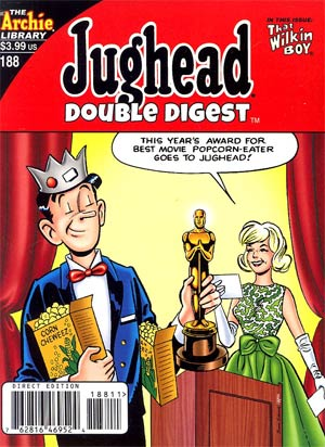 Jugheads Double Digest #188
