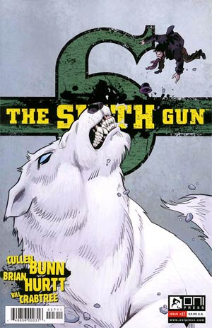 Sixth Gun #27
