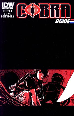 Cobra #20 Regular Antonio Fuso Cover