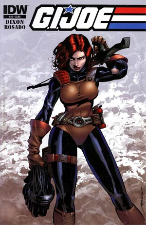 GI Joe Vol 5 #20 Regular Ken Loh Cover