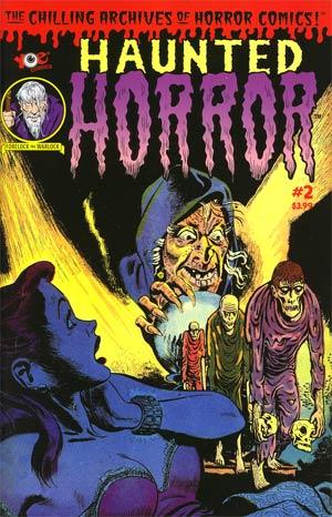 Haunted Horror #2