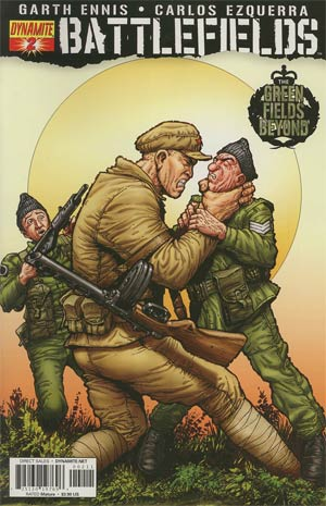 Garth Ennis Battlefields Vol 2 #2 Green Fields Beyond Part 2