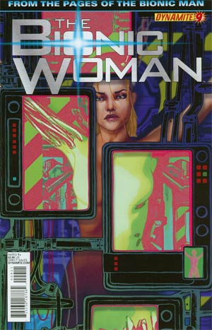 Bionic Woman Vol 2 #9