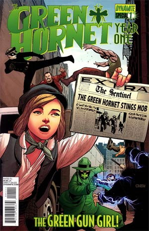 Green Hornet Year One Special #1