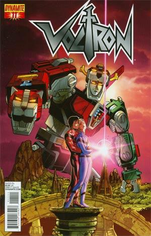 Voltron #11