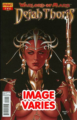 Warlord Of Mars Dejah Thoris #22 Regular Cover (Filled Randomly With 1 Of 2 Covers)