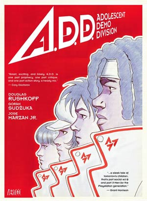 A.D.D. Adolescent Demo Division TP