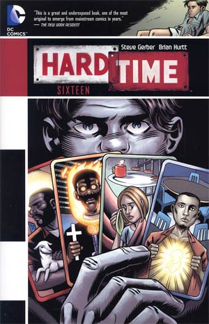 Hard Time Sixteen TP