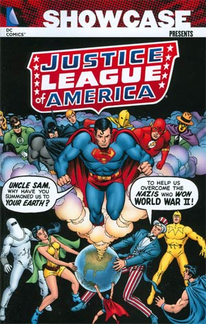 Showcase Presents Justice League Of America Vol 6 TP