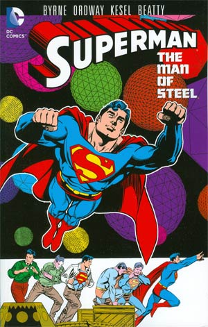 Superman The Man Of Steel Vol 7 TP