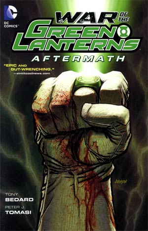 War Of The Green Lanterns Aftermath TP