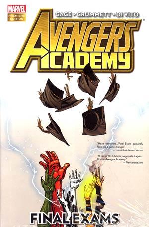 Avengers Academy Final Exams HC