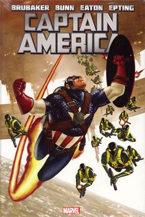 Captain America By Ed Brubaker Vol 4 HC