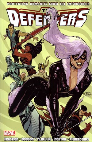 Defenders By Matt Fraction Vol 2 TP