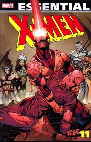 Essential X-Men Vol 11 TP