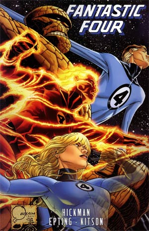 Fantastic Four By Jonathan Hickman Vol 5 TP