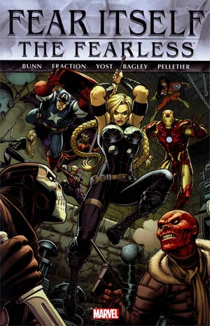 Fear Itself Fearless TP
