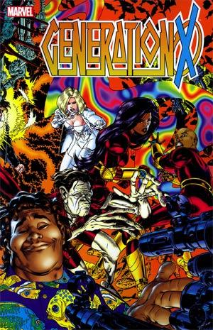 Generation X Classic Vol 2 TP