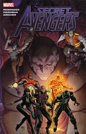 Secret Avengers By Rick Remender Vol 1 TP