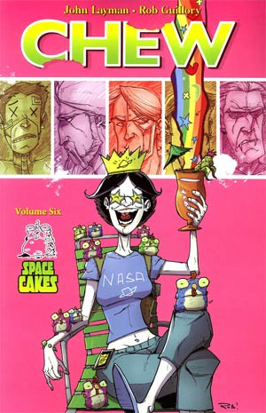 Chew Vol 6 Space Cakes TP