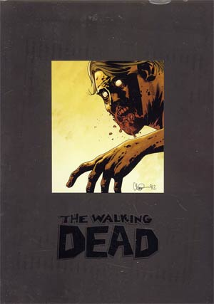 Walking Dead Omnibus Vol 4 HC Regular Edition