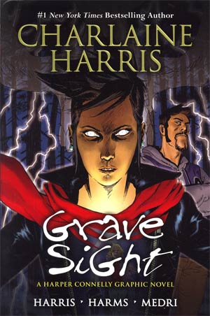 Charlaine Harris Grave Sight A Harper Connelly Graphic Novel HC