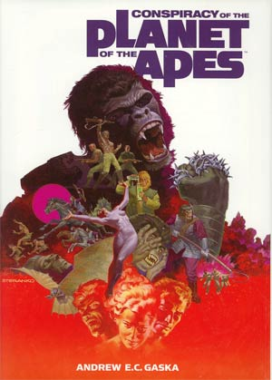 Conspiracy Of The Planet Of The Apes HC Leather Bound Edition
