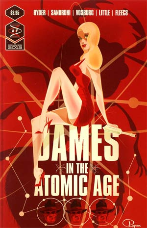 Dames In The Atomic Age Vol 1 GN