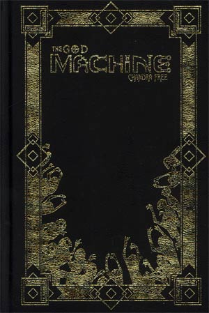 God Machine HC Leather Bound Edition