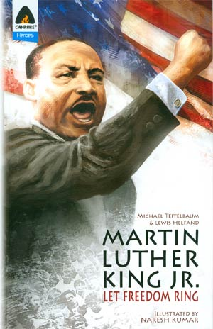 Martin Luther King Jr Let Freedom Ring TP By Campfire