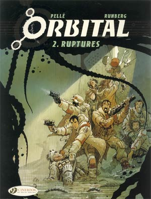 Orbital Vol 2 Ruptures TP