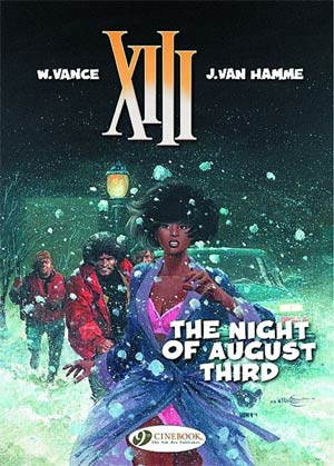 DO NOT USE (Duplicate Listing) XIII Vol 7 The Night Of August Third TP