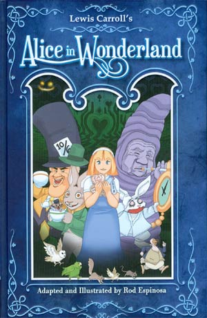 Alice In Wonderland HC (Dark Horse)