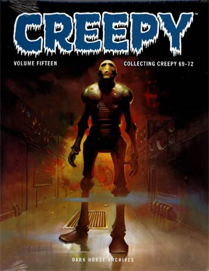 Creepy Archives Vol 15 HC