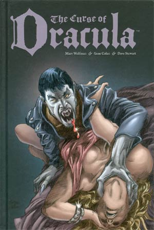 Curse Of Dracula HC