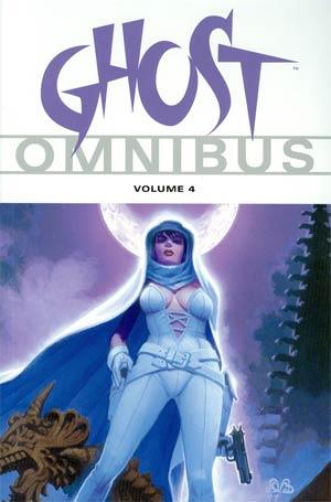 Ghost Omnibus Vol 4 TP