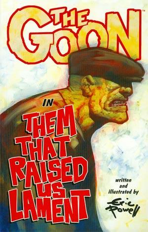 Goon Vol 12 Them That Raised Us Lament TP