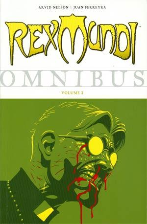 Rex Mundi Omnibus Vol 2 TP