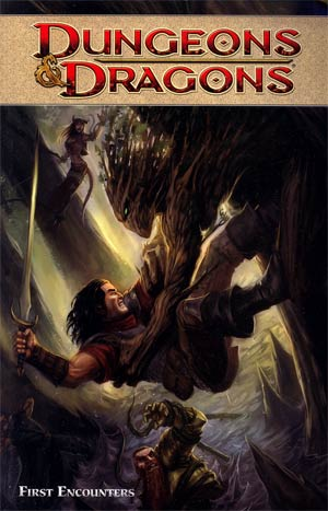 Dungeons & Dragons Vol 2 First Encounters TP