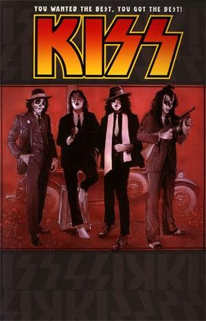KISS Vol 1 TP