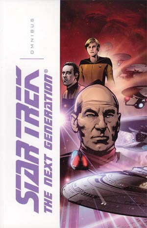 Star Trek The Next Generation Omnibus TP